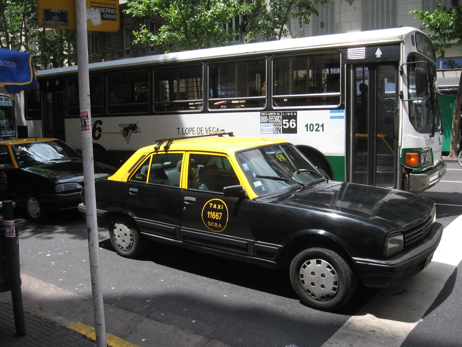 Videos del taxi