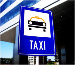 CC - Taxi Sign