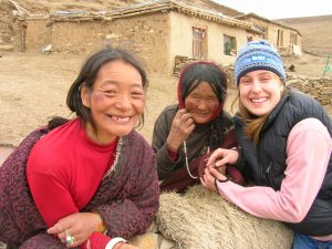 China.Western Sichuan.Smile