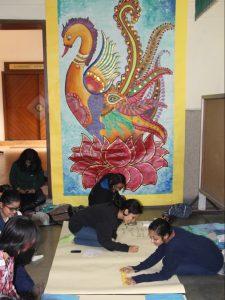 Group Project, Delhi, India